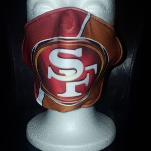 ❤New SF 49ers Face Mask